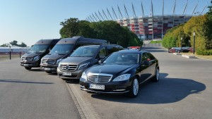 Limousines Warsaw