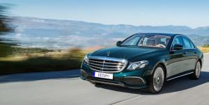 Mercedes E-class W213
