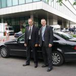 Maciej Skierkowski & Secret Service Agent Mr. XX