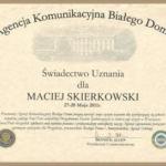 White House - Diploma